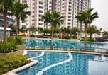 Location vacances Putrajaya - Dwiputra Residence Iris-3