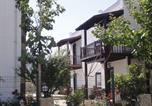 Hôtel Gündoğan - Simay Apart Hotel-1