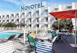 Hôtel 4 étoiles Lignan-sur-Orb - Novotel Narbonne Sud-1
