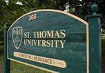 Hôtel Fredericton - St. Thomas University Summer Hotel-3