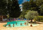 Camping Parc Naturel Régional du Verdon - Camping Chanteraine-1