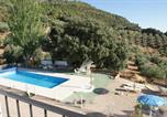 Location vacances Villacarrillo - Casa Cortijo la Erilla el Rincón-4