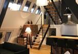 Location vacances Strasbourg - Le Lohkäs - Loft Triplex Ultra design Petite France-2