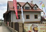 Hôtel Mragowo - Gościniec Oaza Sorkwity-1
