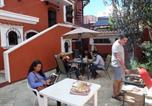 Hôtel San Cristóbal de Las Casas - Yaxkin Hostel-San Cristobal-1