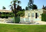 Location vacances Excideuil - Chalet Le Chalet 1-4