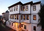 Hôtel Selçuk - White Garden Hotel-1