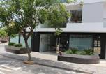 Location vacances Lima - Departamento en Miraflores Ocharan-1