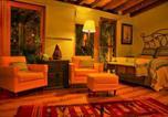 Hôtel Benito Juárez - La Casita del Patio Verde-1