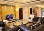 Location vacances Qingyuan - Meilinhu Deluxe Pool Villa-1