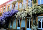 Location vacances Menskirch - Chambres d'hôtes Les Glycines-1