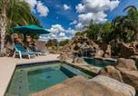 Location vacances Chandler - Mesa Family Fun Waterslide Estate-3