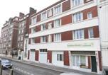Hôtel Le Havre - Résidence Hôtelière Le Gambetta-4
