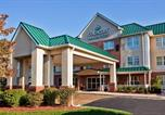 Hôtel Camp Springs - Country Inn & Suites By Carlson Camp Springs