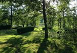 Camping avec Hébergements insolites Chassenard - Flower Camping de Mépillat-3