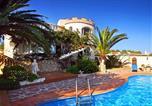 Location vacances Javea - villa in xábia