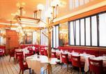 Hôtel Romainville - Hotel Restaurant Au Boeuf Couronné-2