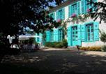 Hôtel L'Hermitage - Le Manoir Du Plessis-1