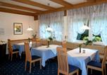 Hôtel Parcines - Bed & Breakfast Bergblick-3