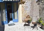 Location vacances Veuves - Gîte Le Troglo-4