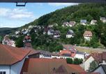 Location vacances Triberg im Schwarzwald - Hotel Restaurant Ketterer am Kurgarten-1