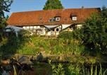 Location vacances Polle - Forsthaus Wilmeröderberg-3
