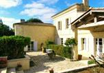 Hôtel Lugon-et-l'Ile-du-Carnay - La Closerie de Fronsac-1
