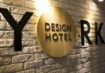 Hôtel 中正區 - York Hotel-3