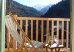 Hôtel Peisey-Nancroix - Gite d'etape Caramelli Lodge-4
