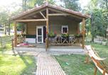 Camping avec Site nature Moncrabeau - Domaine les Lacs d'Armagnac-1
