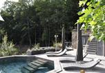 Location vacances Stoumont - Landhuis Isamar-4