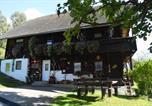Location vacances Arriach - Ferienwohnung Oberwöllan 1a-1