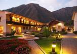Hôtel Calca - Sonesta Posadas del Inca Yucay-2
