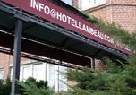 Hôtel Schaerbeek - Hotel Lambeau-4