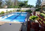 Hôtel Mombasa - Halgan Villas Palace-4