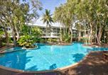 Location vacances Clifton Beach - Palm Cove Beach Apartment-4