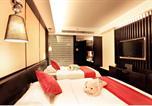 Hôtel Xian - Lemon Hotel Xi'an Yuxiangmen-4