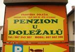 Location vacances Dačice - Penzion U Dolezalu-2