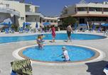 Hôtel Gennadi - Elvita beach hotel-2