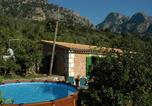 Location vacances Fornalutx - Holiday home Camino de Abats-1