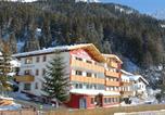 Hôtel Curon Venosta - Alpenhotel Panorama-2