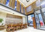 Hôtel Tianjin - Lavande Hotel Tianjin Binhai Yujiapu Finacial Center-1