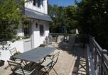 Location vacances Cricqueboeuf - Holiday Home le petit Ermitage-2