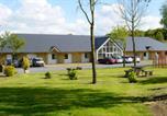 Hôtel Lamberville - Brit Hotel Bayeux Relais Forêt-1