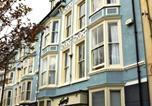 Hôtel Llanfarian - Harry's Hotel & Restaurant-3