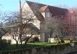 Hôtel La Souterraine - Les Hiboux-1