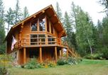 Location vacances Columbia Falls - Astrid Cabin Montana-3