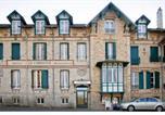 Hôtel Saint-Michel-des-Andaines - Hotel Christol-1