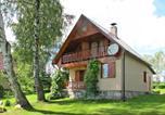Location vacances Dubovice - Ferienhaus (100)-1