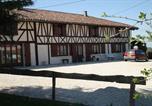 Hôtel Saint-Etienne-sur-Reyssouze - La Croix de Bois-2
